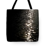 Sunlight Dance Tote Bag