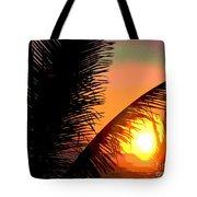Sunlight - Ile De La Reunion - Reunion Island Tote Bag