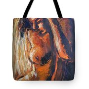 Sunlight - Nudes Gallery Tote Bag