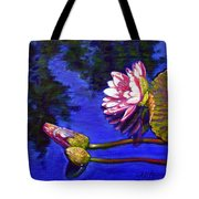 Sunlight On Pink Tote Bag