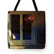 Sunlight On Scarlet - New England Autumn Tote Bag