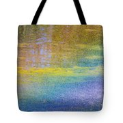 Sunlight Through Water Tote Bag