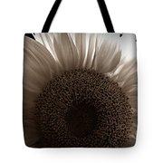 Sunlit Sepia Tote Bag