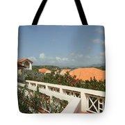 Sunlit Walk Tote Bag
