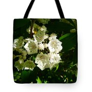 Sunlit Wildflower Tote Bag