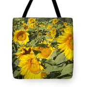 Sunning With Friends Tote Bag