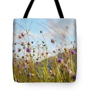 Sunny Bliss. Rest And Be Thankful. Scotland Tote Bag