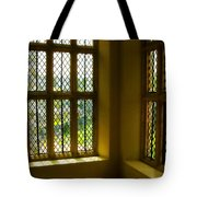 Sunny Corner At Montacute House  Tote Bag