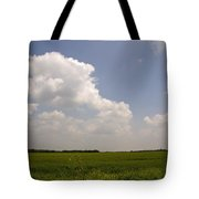 Sunny Day In The Country Tote Bag