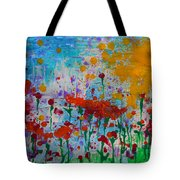 Sunny Day Tote Bag by Jacqueline Athmann