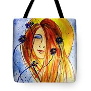 Sunny Disposition Tote Bag