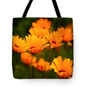 Sunny Floral Tote Bag