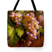 Sunny Grapes - Edition 1 Tote Bag