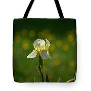 Sunny Iris Tote Bag