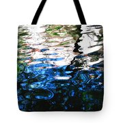 Sunny Lagoon Reflection 29417 Tote Bag