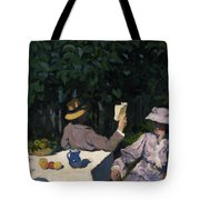 Sunny Morning Tote Bag