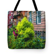 Sunny Morning Mayfair Tote Bag