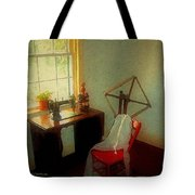 Sunny Sewing Room Tote Bag