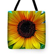 Sunny Sunflower  Tote Bag