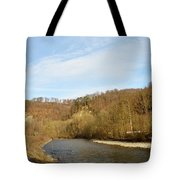 Sunny Valley Tote Bag