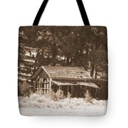 Sunny With Two Porches Tote Bag