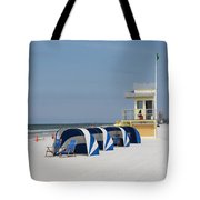Sunnyday At Clearwater Beach Tote Bag