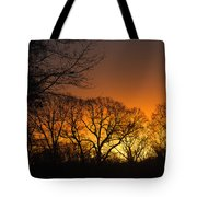 Sunrise - Another Perspective Tote Bag
