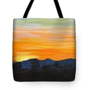 Sunrise - A New Day Tote Bag