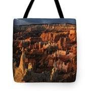 Sunrise At Bryce Canyon Tote Bag