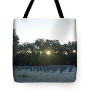 Sunrise At Bushnell Tote Bag