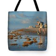Sunrise At Cocoa Beach Tote Bag
