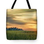 Sunrise At Little Neck Tote Bag