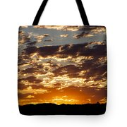 Sunrise At Spirit Lake Sanctuary 20140710 0604 Tote Bag