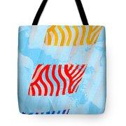 Sunrise B Tote Bag