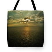 Sunrise Beams Hatteras 15 10/18 Tote Bag
