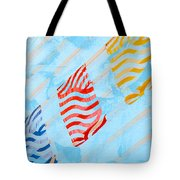 Sunrise C Tote Bag