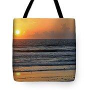 Sunrise Daytona Tote Bag