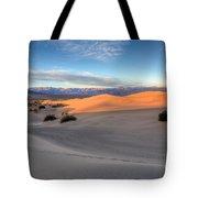 Sunrise Dunes Tote Bag