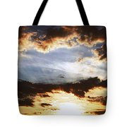 Sunrise Heaven Tote Bag