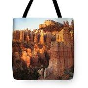 Sunrise In Bryce Tote Bag