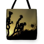 Sunrise In Dr Seuss Land Tote Bag