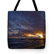 Sunrise In Paradise Tote Bag