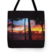 Sunrise In Queensland 1 Tote Bag