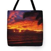 Sunrise In Queensland 2 Tote Bag
