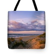 Sunrise In Rodanthe Tote Bag
