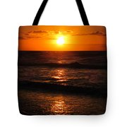 Sunrise In Texas 5 Tote Bag