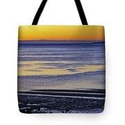 Sunrise Ipswich Bay Tote Bag