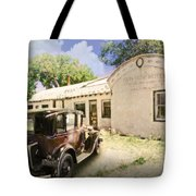 Sunrise Motel Tote Bag