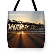 Sunrise Myrtle Beach State Park Tote Bag