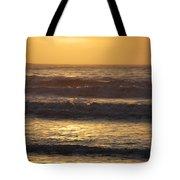 Sunrise Newport Ri Winter 2013 Tote Bag